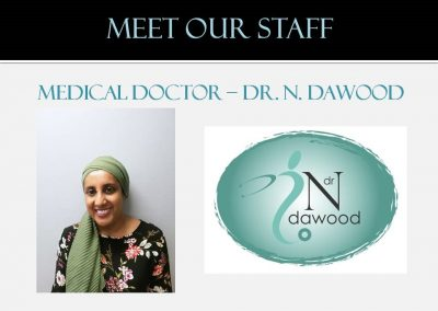Dr. N. Dawood Claremont Doctor